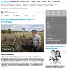 Dorfreport im Wochenspiegel