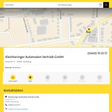 Kleinheringer Automaten Vertrieb GmbH